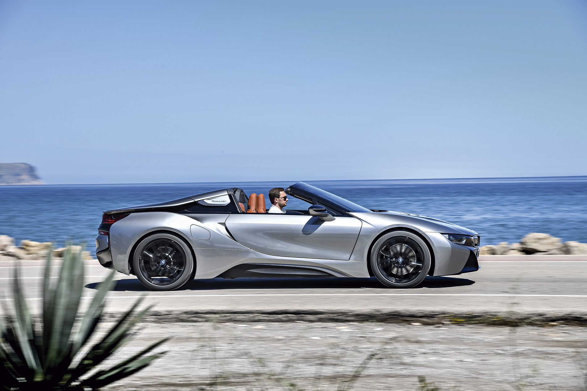Bmw I8 Roadster O Hibrido Descapotavel Revista Rua