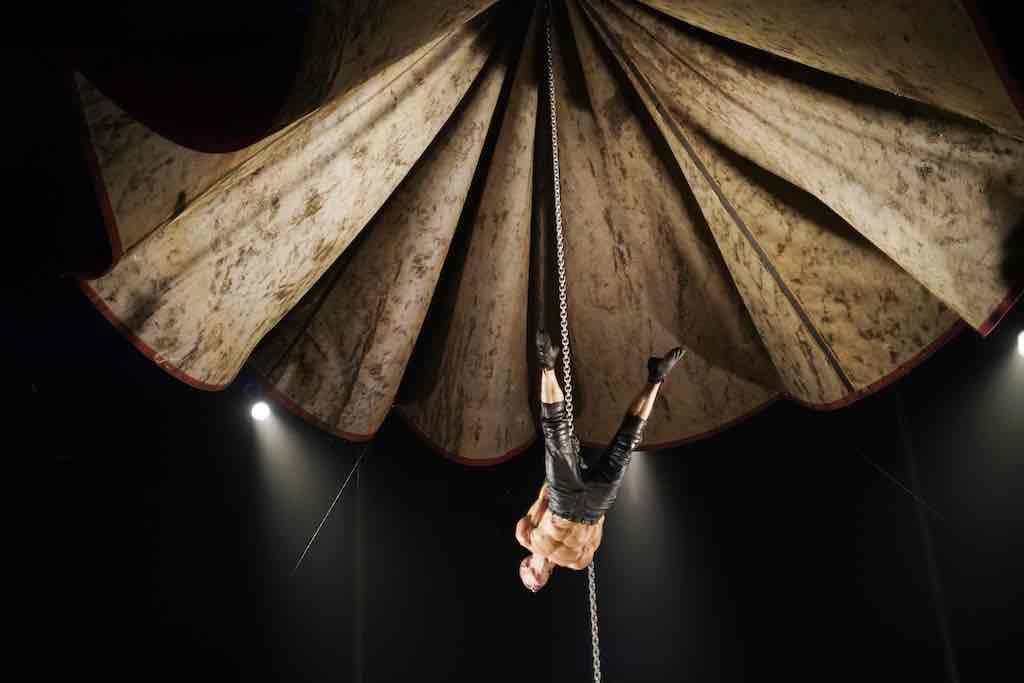 Saison de Cirque © Lavrar o Mar