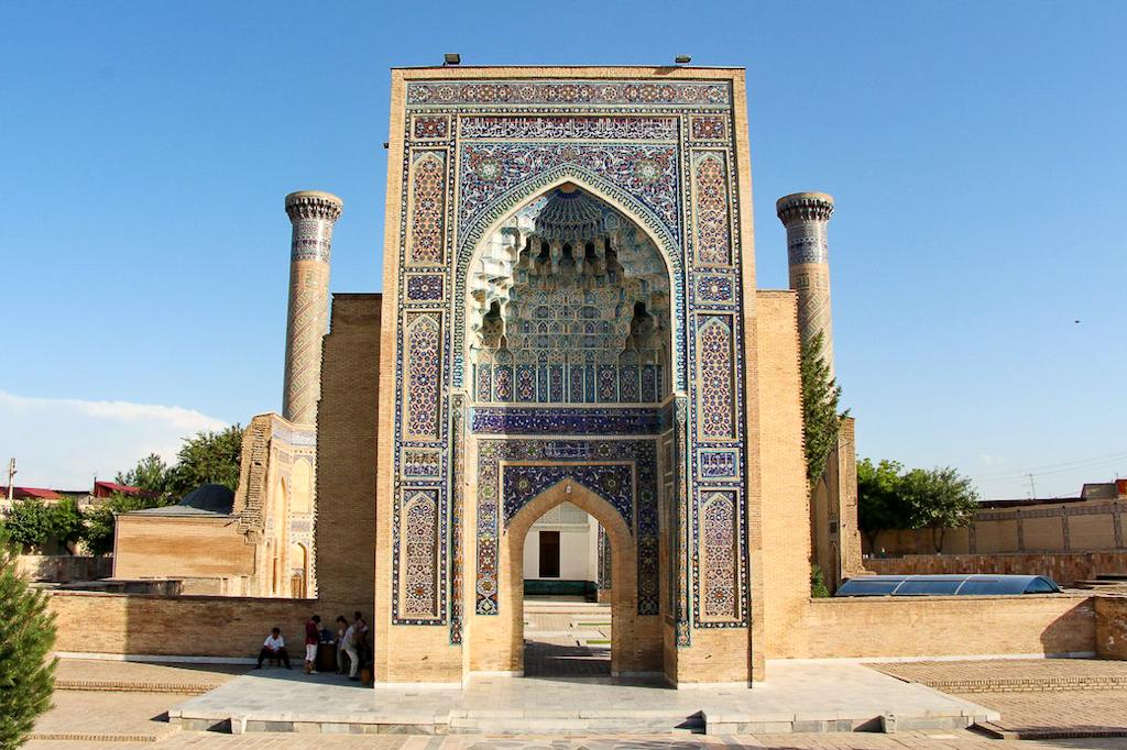 Uzbequistão ©Tiago Fidalgo