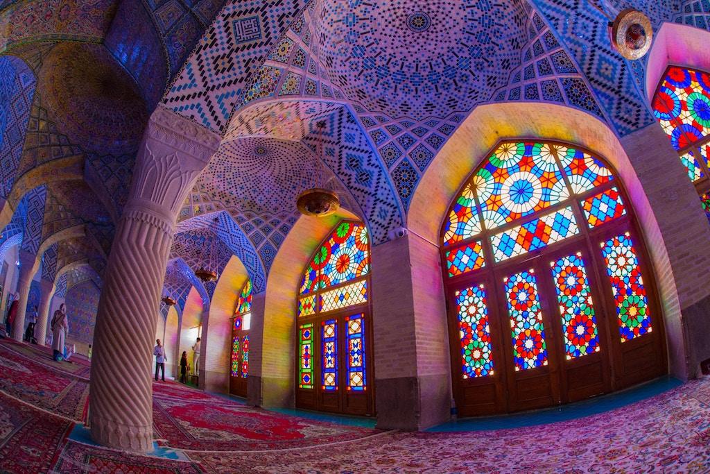 Shiraz, Irão ©Steven Su