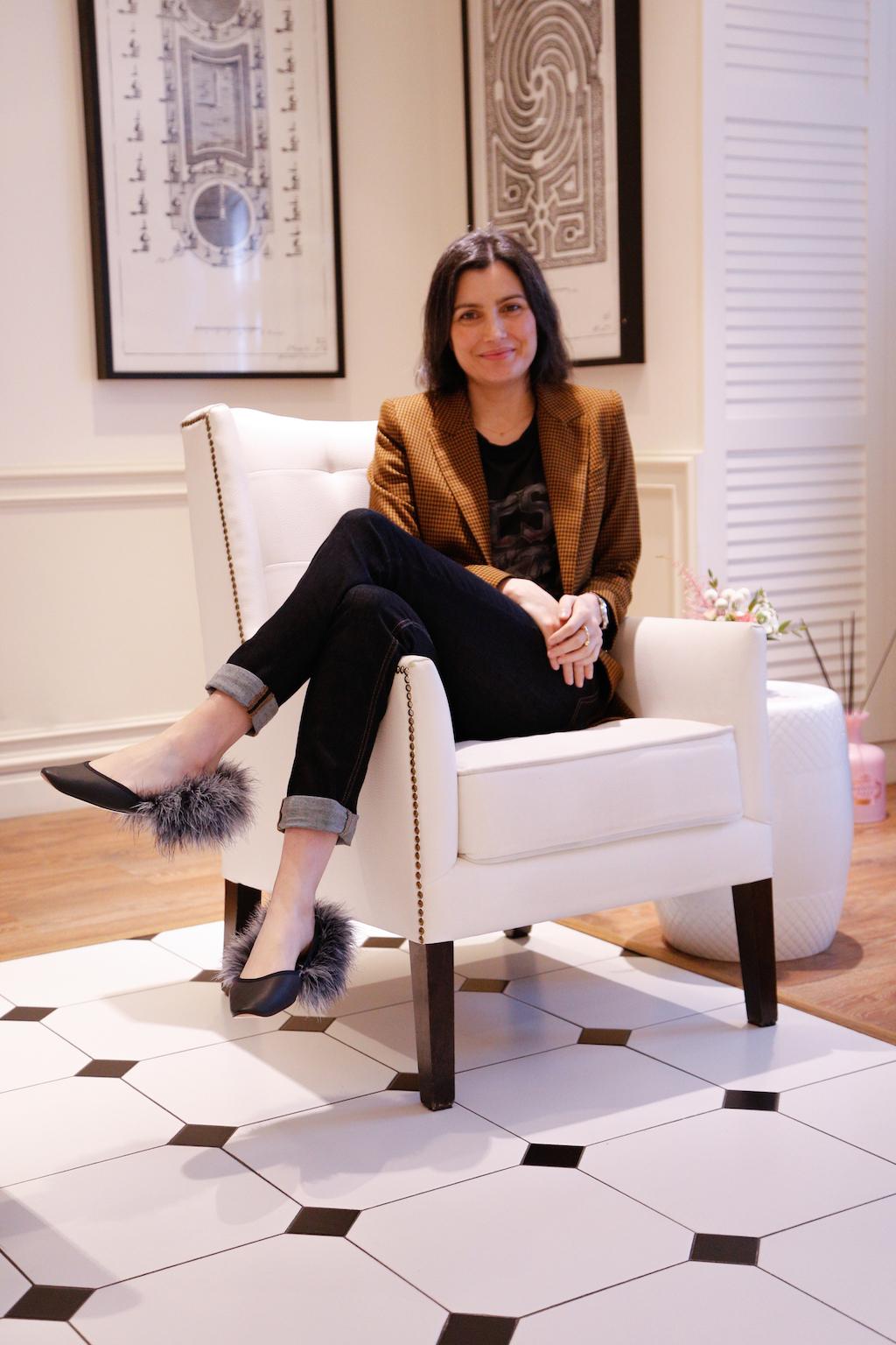 Maria Cunha, CEO da Josefinas