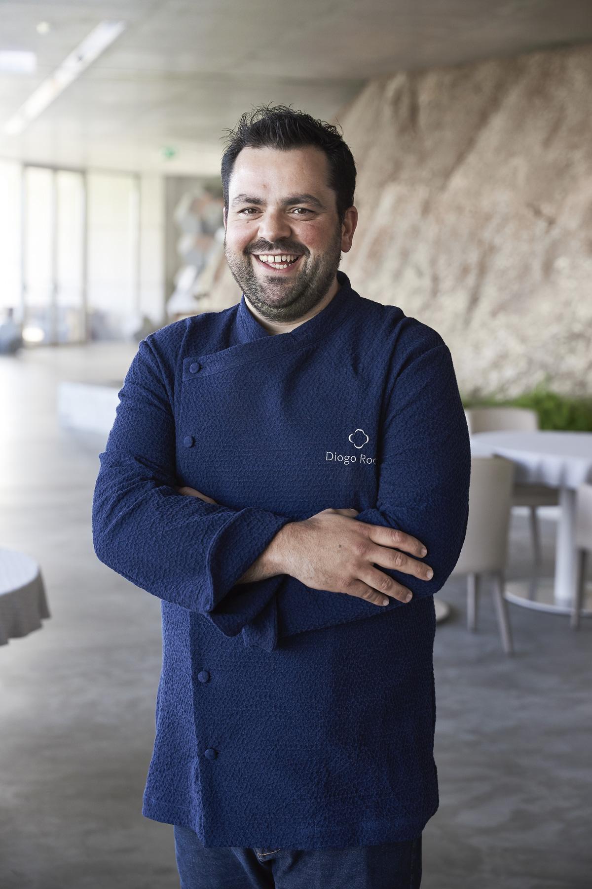 Chef Diogo Lemos