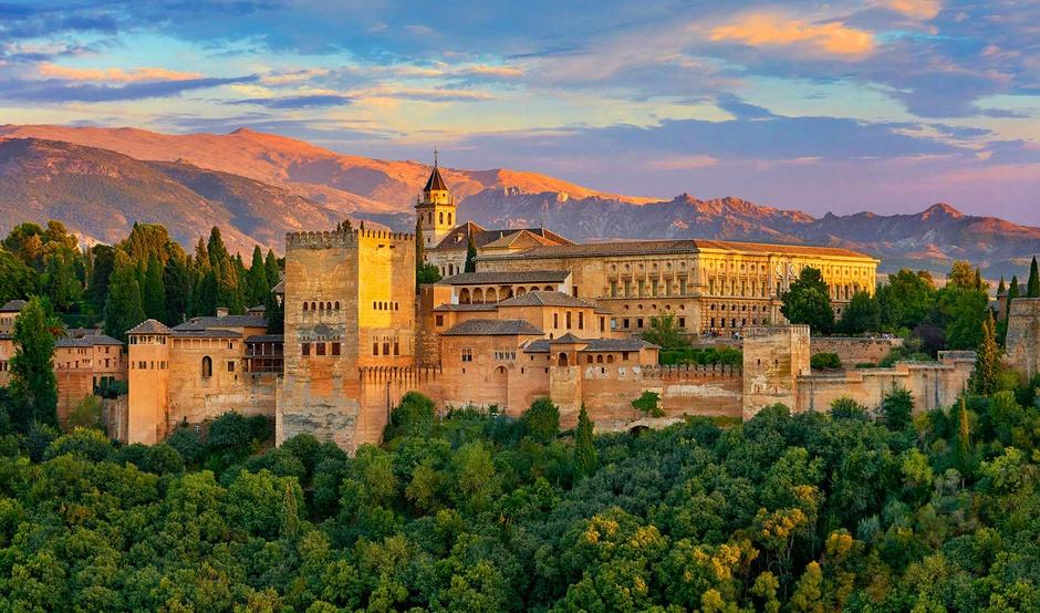 Alhambra, Granada ©D.R.