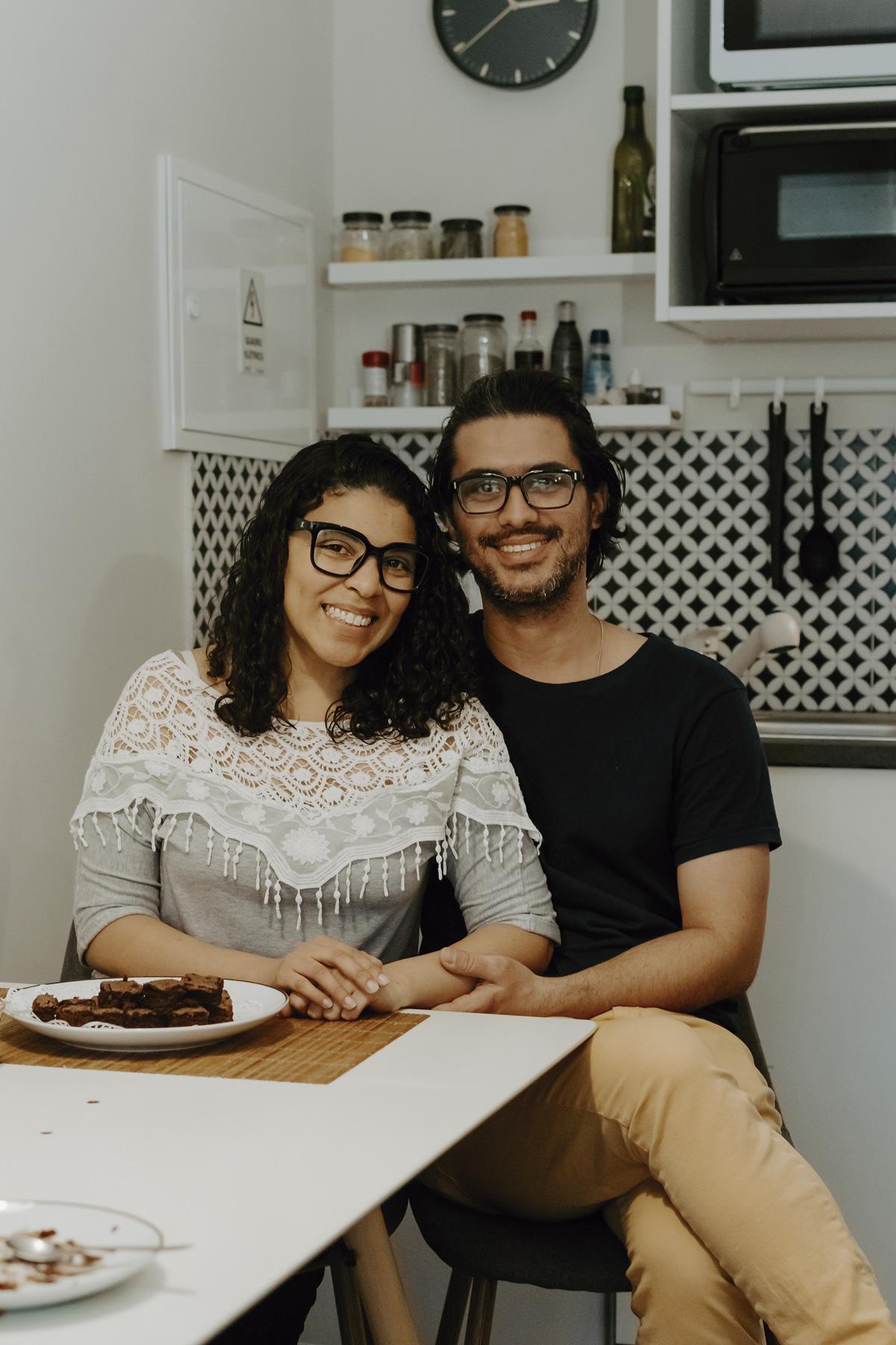 Vanessa Oliveira e Thiago Motta, Brasil | Fotografia ©Alicja Trojnar