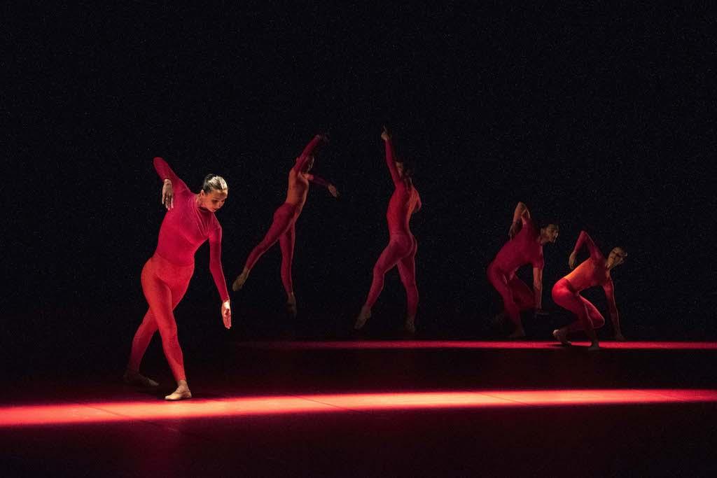 Annette, Adele, e Lee; ensaio pre-geral; CNB; Teatro Camões; Espectáculo; Dança; Lisboa; © Hugo David 2019