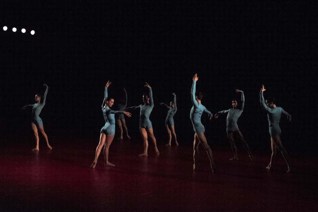 Annette, Adele, e Lee; ensaio pre-geral; CNB; Teatro Camões; Espectáculo; Dança; Lisboa; ©Hugo David 2019