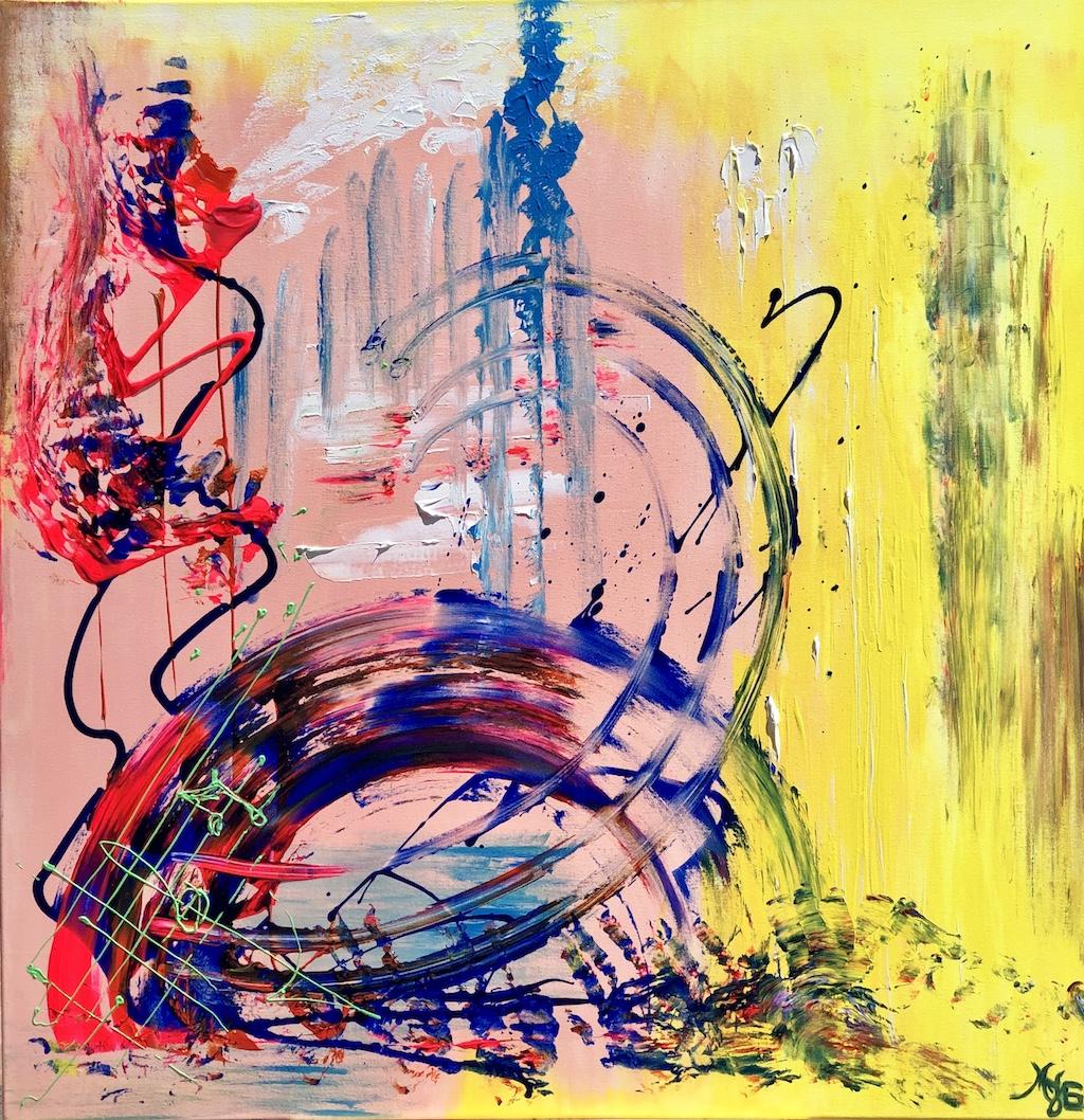 Acção, de Maria Grigutsch