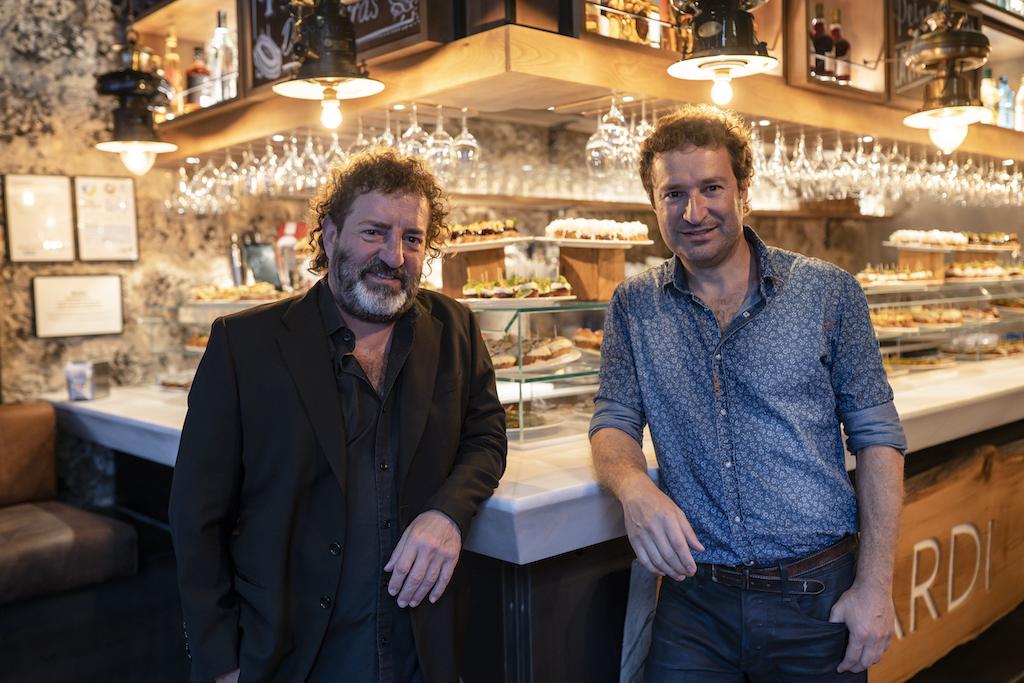 Iñaki e Mikel López de Viñaspre