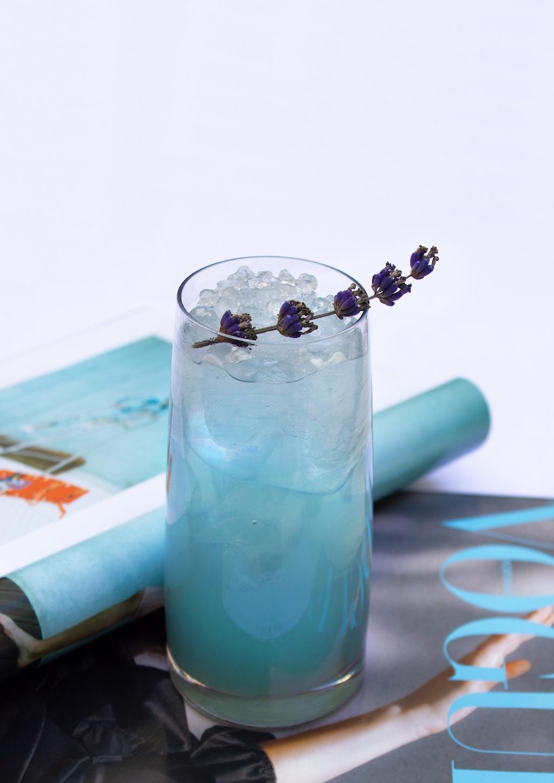 Cocktail Blue October