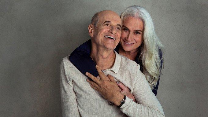 Marcos Caruso e Vera Holtz, Intimidade Indecente ©D.R.