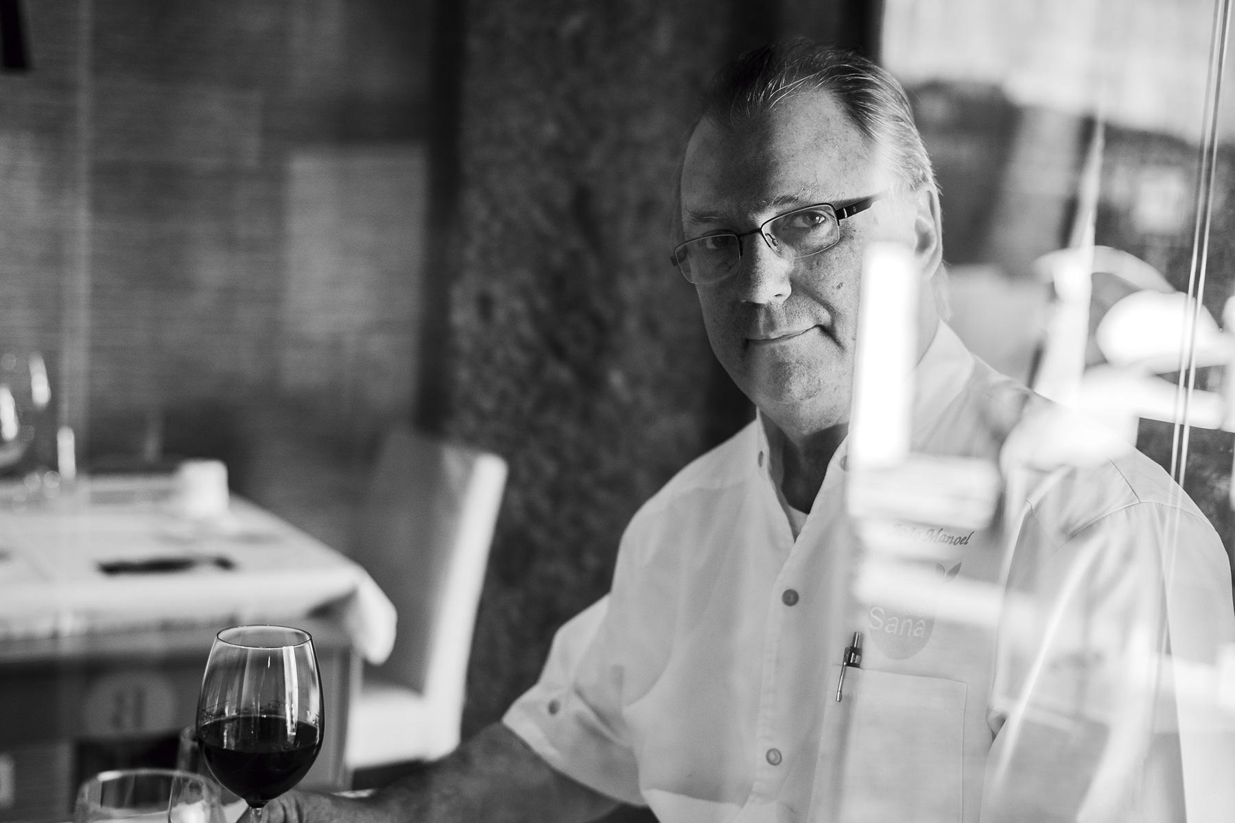 Chef João Manoel Moreno ©Nuno Sampaio