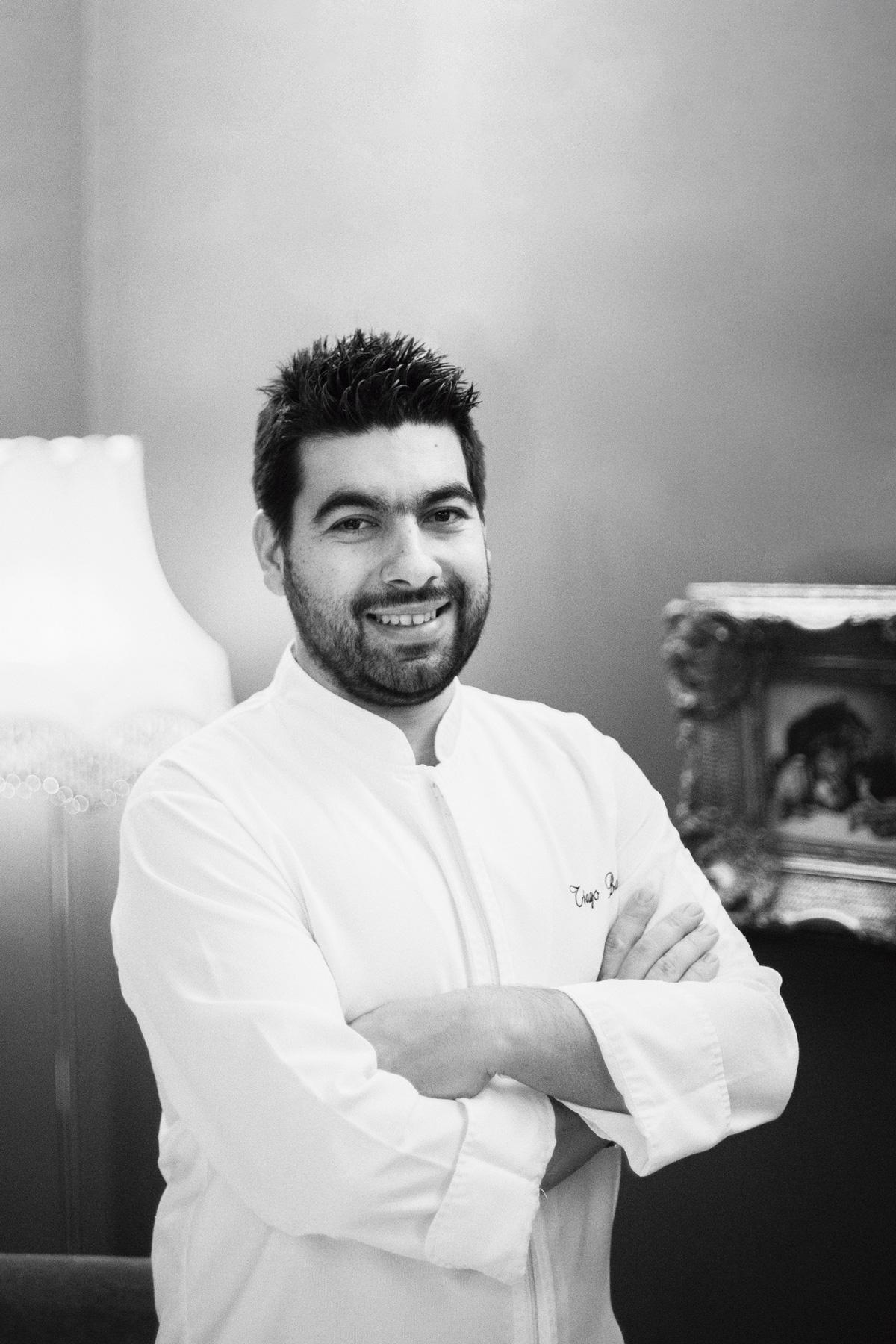 Chef Tiago Bonito ©Nuno Sampaio