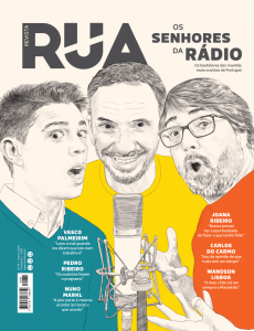 Revista RUA #34 – Preview