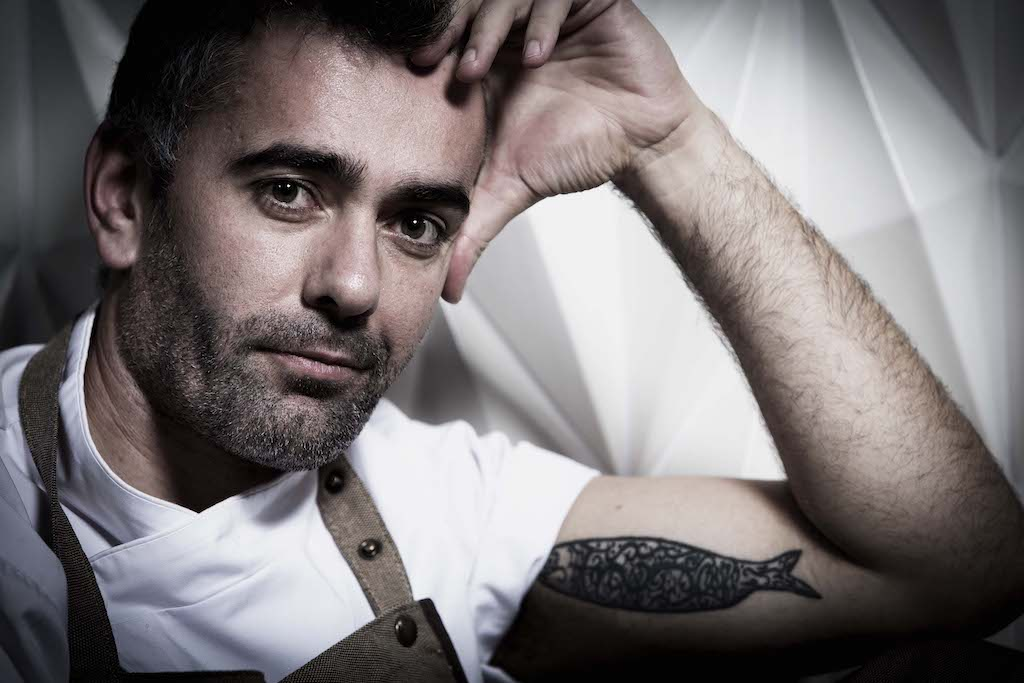Chef Alexandre Silva ©Paulo Barata