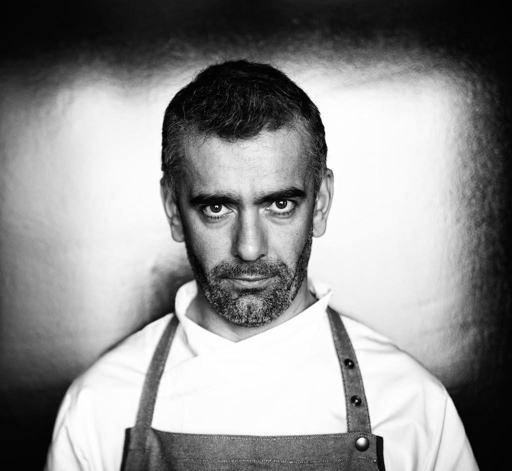 Chef Alexandre Silva © Paulo Barata