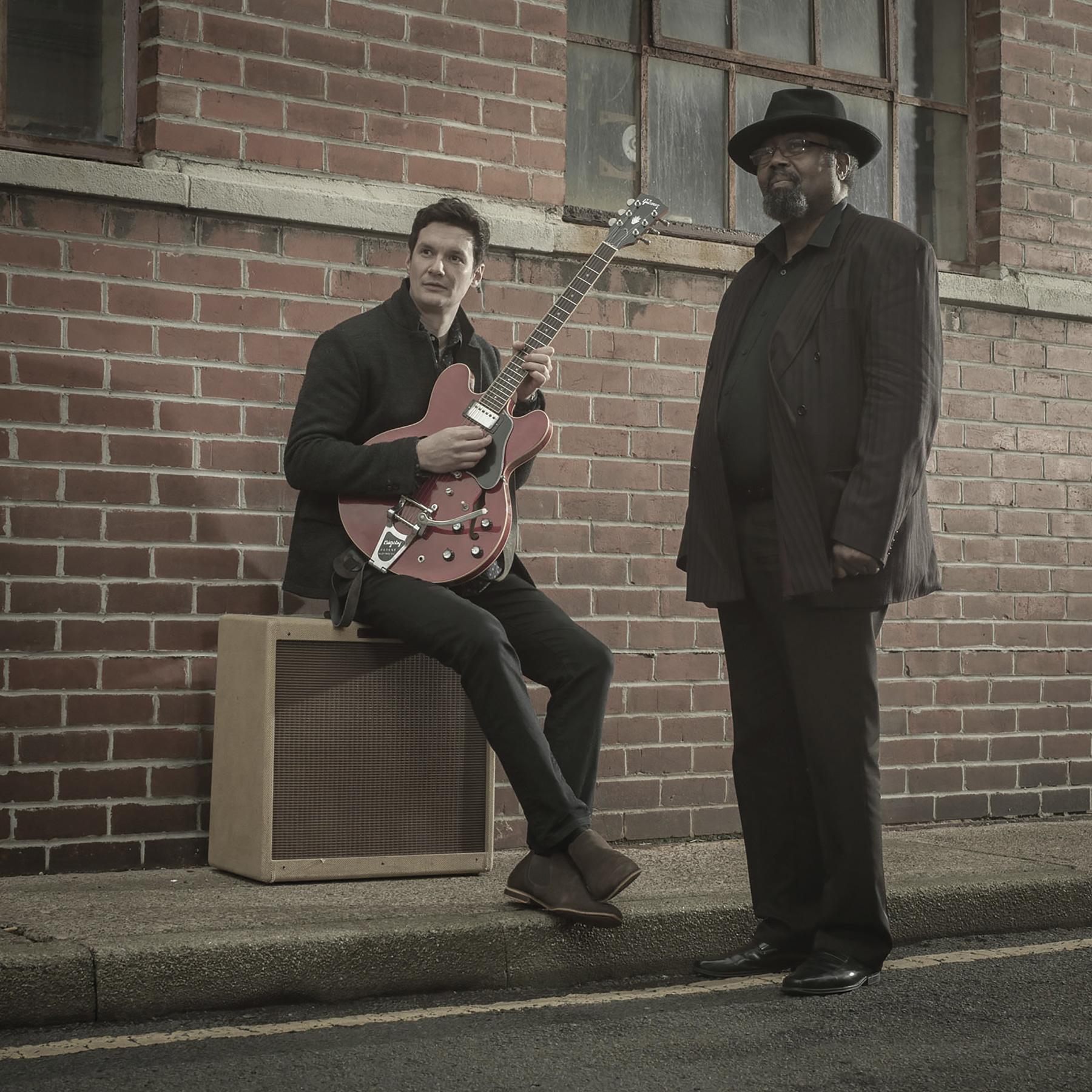 Chris Wragg e Greg Copeland ©D.R.