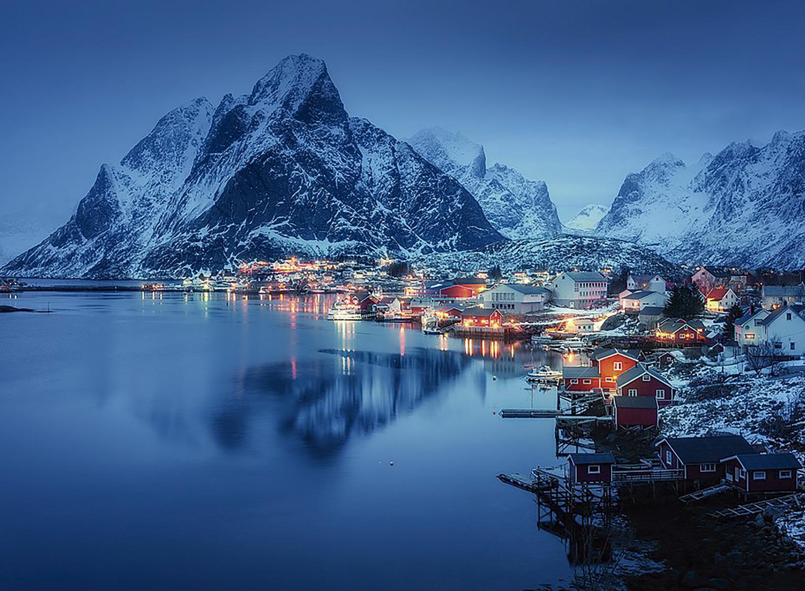 Lofoten Island, Noruega ©D.R.