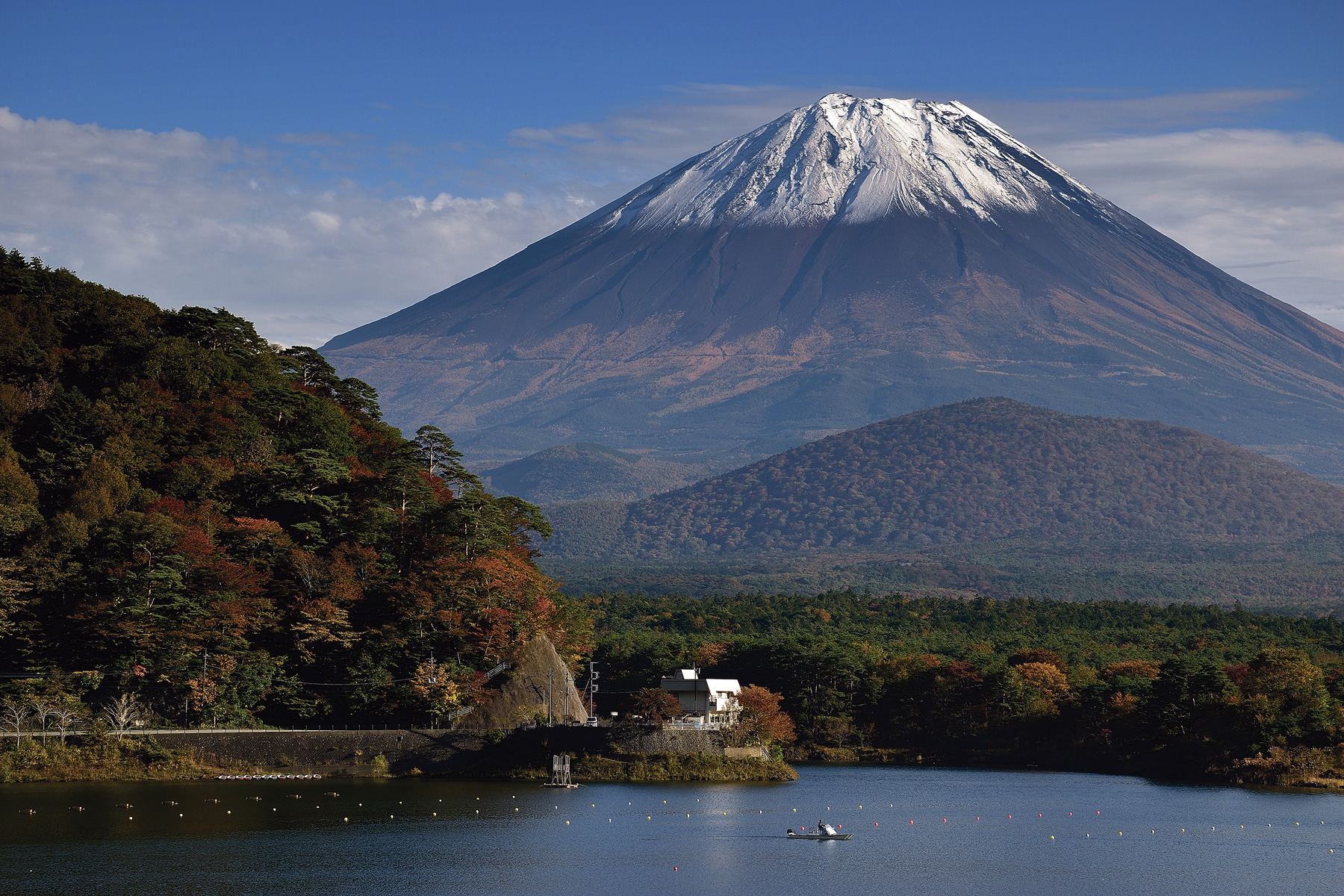 Monte Fugi, Japão ©D.R.
