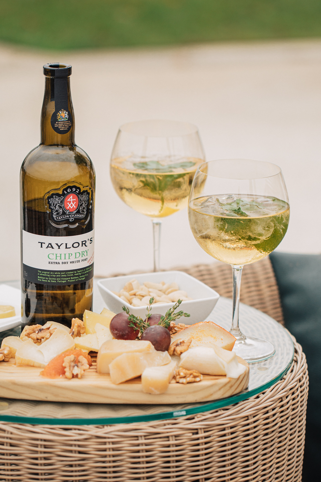 Taylor's Porto Dry and Tonic