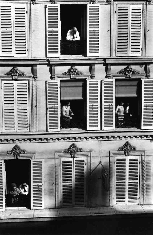 Edouard Boubat - (Paris 1968)