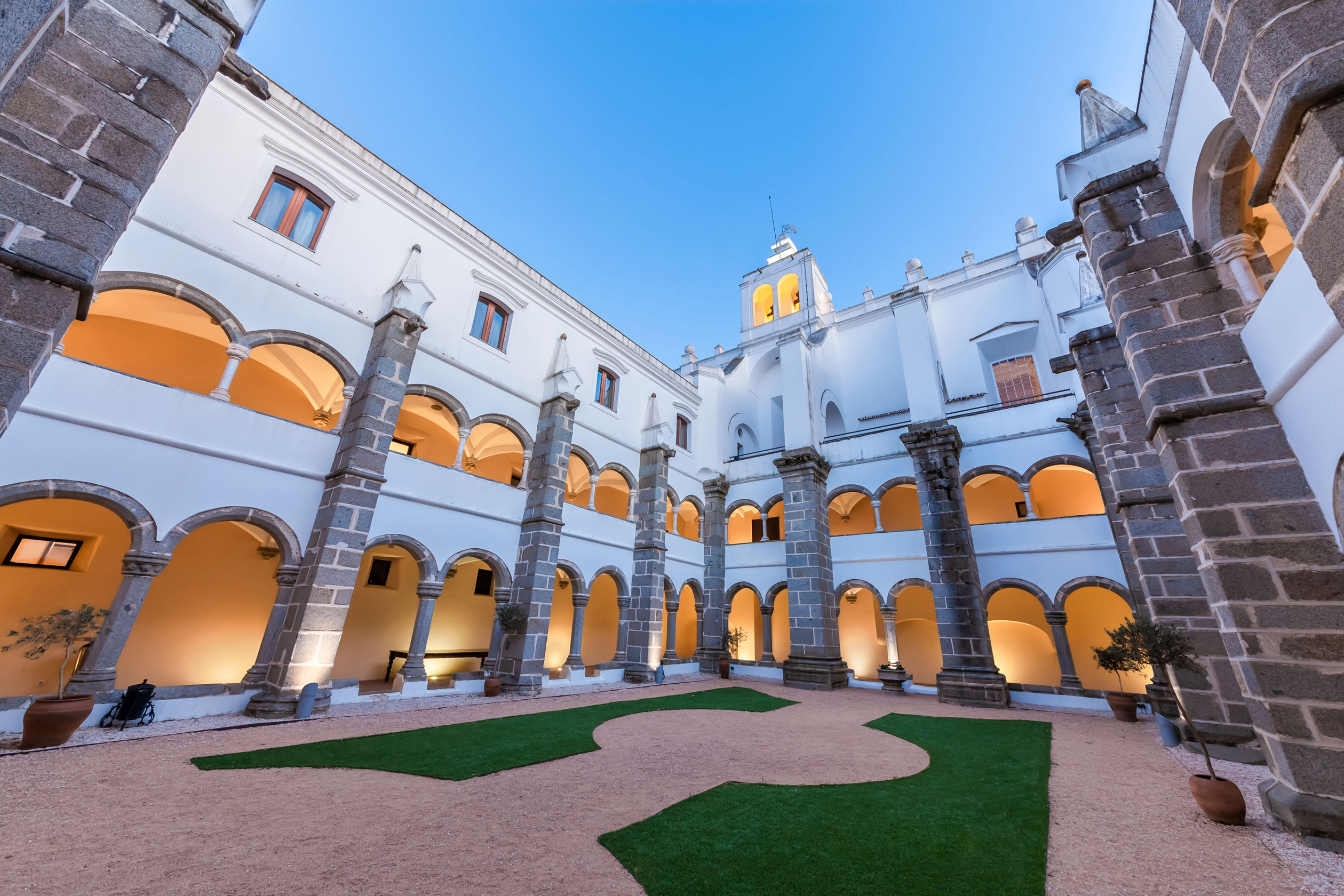 Convento do Espinheiro, Historic Hotel & Spa, Évora ©D.R.
