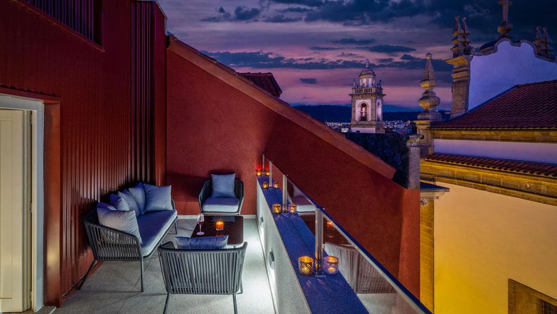 Hotel Moon & Sun, Braga ©D.R.