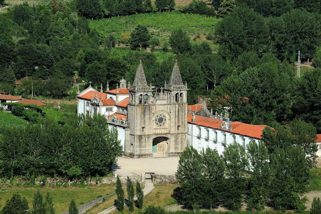Mosteiro Pombeiro, em Felgueiras