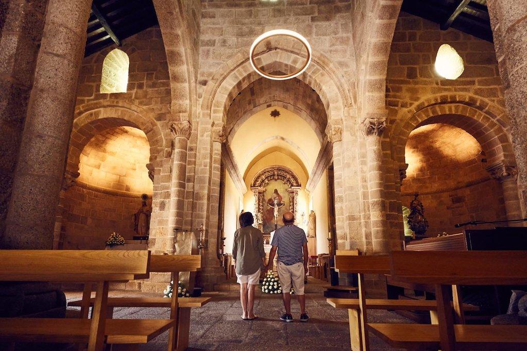 Mosteiro de Travanca, em Amarante