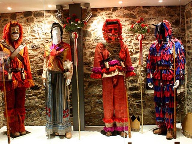 Museu Ibérico da Máscara e do Traje ©D.R.