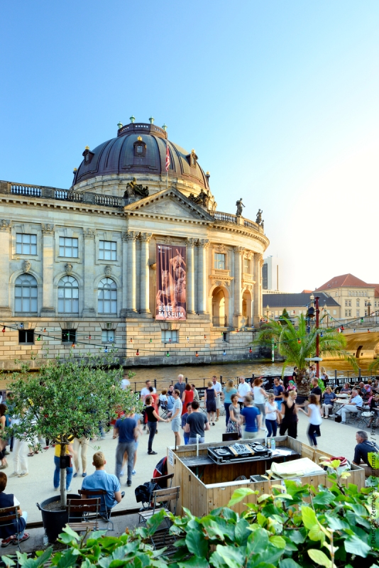 Berlim, Ilha dos Museus ©Francesco-Carovillano