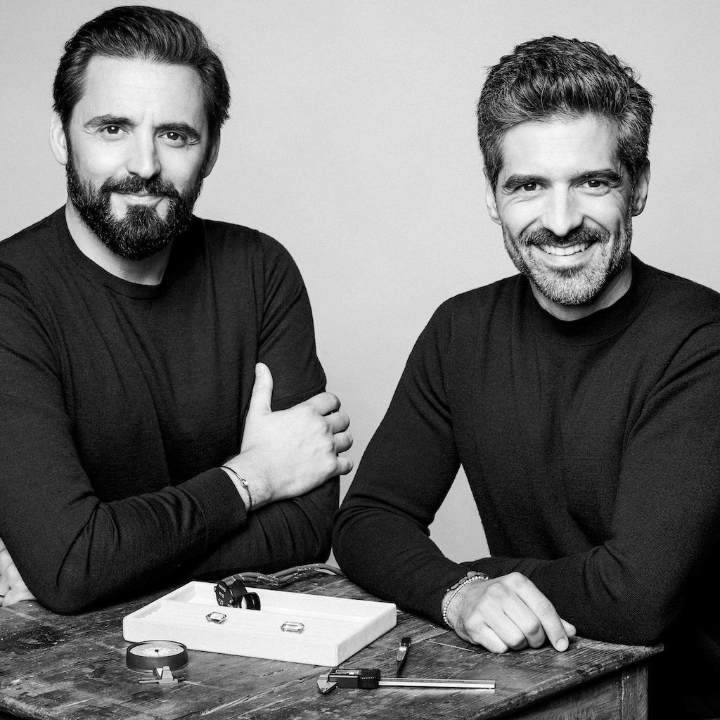 Marco e Nuno Santos