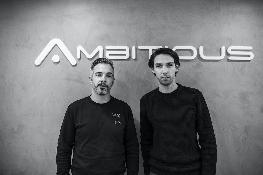 Pedro Lopes e Pedro Santana | Fotografia ©Nuno Sampaio