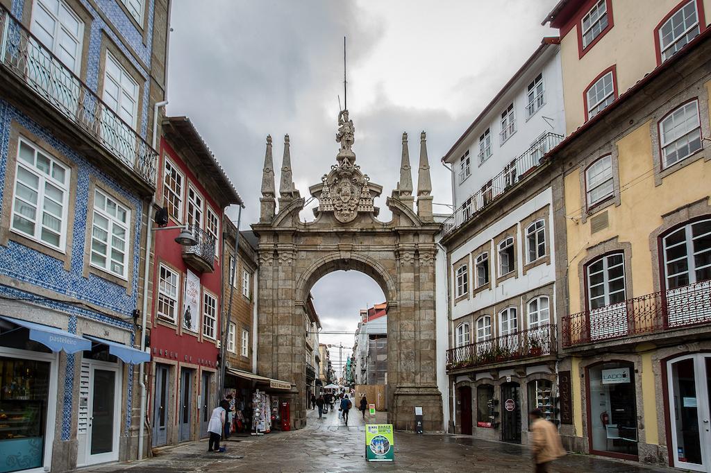 Arco da Porta Nova ©Nuno Sampaio