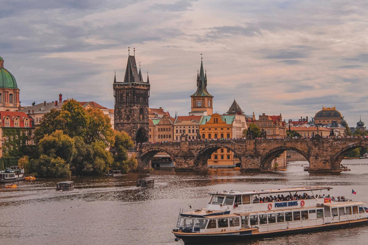 Praga, República Checa ©D.R.