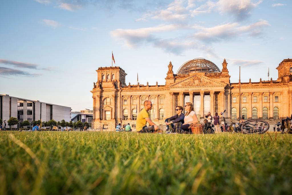 Reichstag © visitBerlin, Foto Dagmar Schwelle