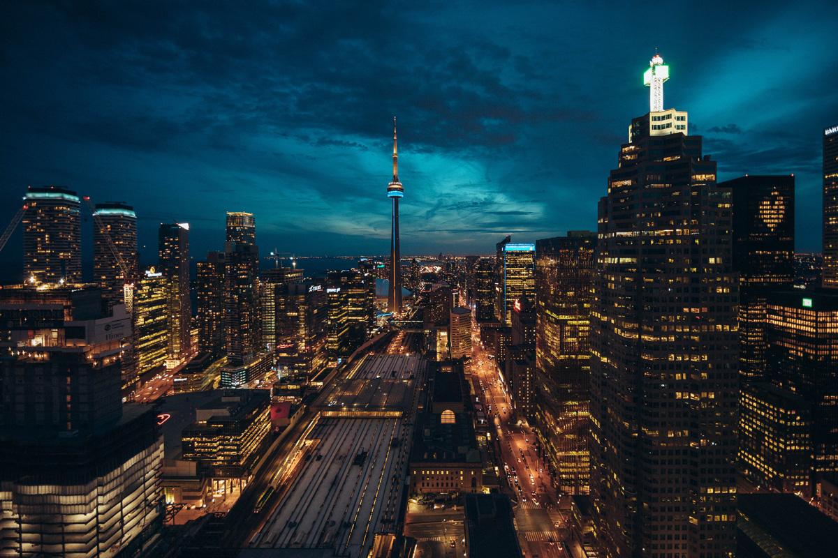 Toronto, Canadá ©D.R.