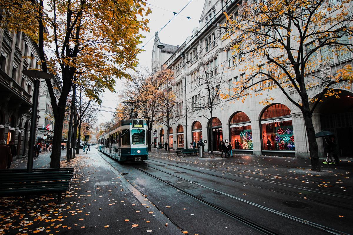 Zurique, Suíça ©D.R.